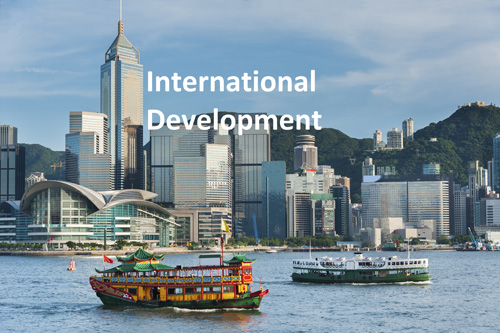 International Development in Asia